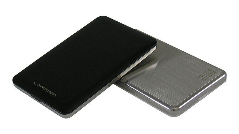 HDD Rack LC Power 2.5'' LC-25U3-7B SATA Black USB3