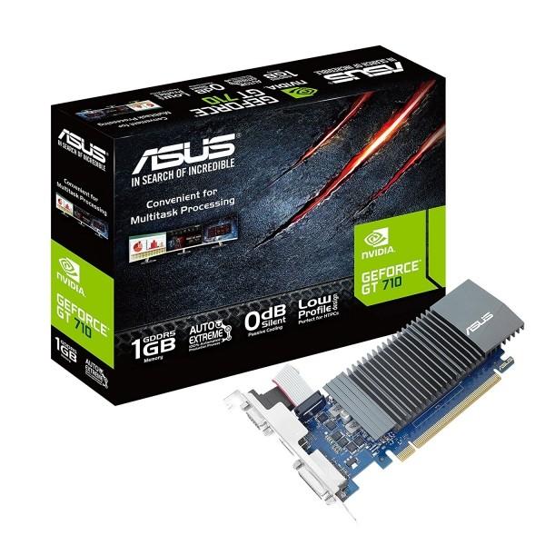 SVGA PCIE ASUS GT710-SL-1GD5-BRK