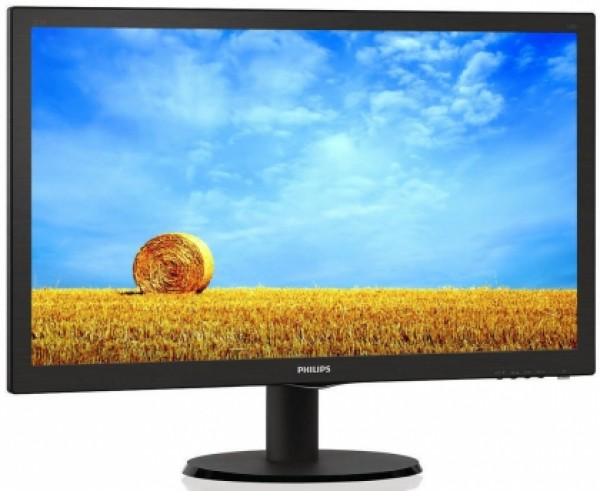 Monitor 21.5'' PHILIPS 223V5LSB2/10 LED V-Line