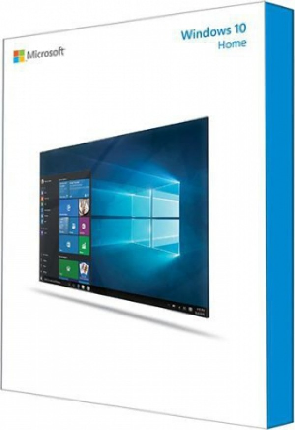 Software Win. Home 10 64Bit Eng 1pk OEI DVD