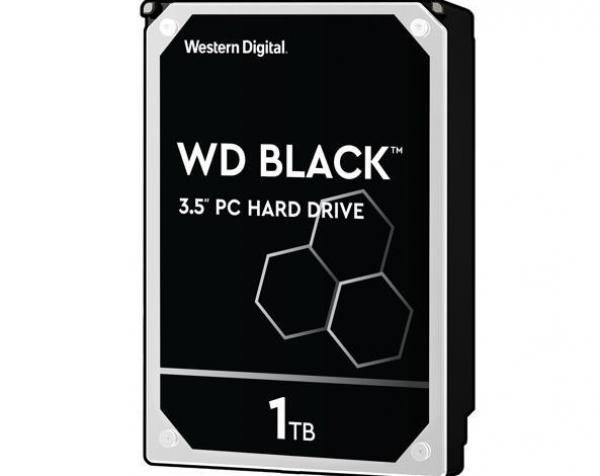 HDD WD 1TB 1003FZEX SATA3 7200 64MB Cache Black