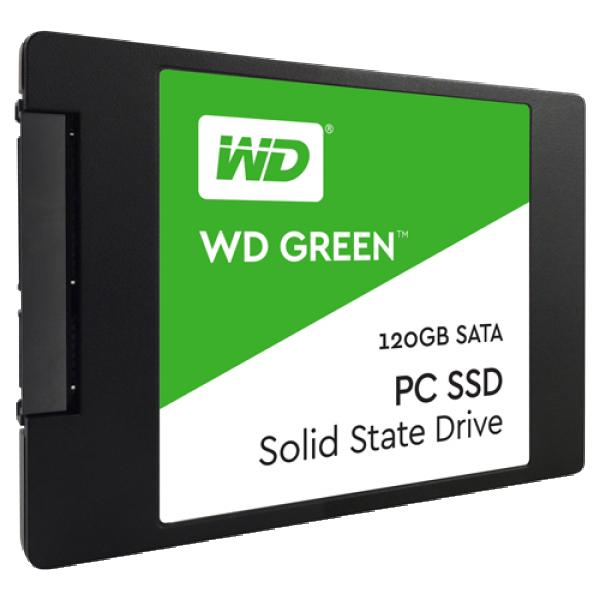 HDD SSD WD 120GB Green SATA3 WDS120G2G0A