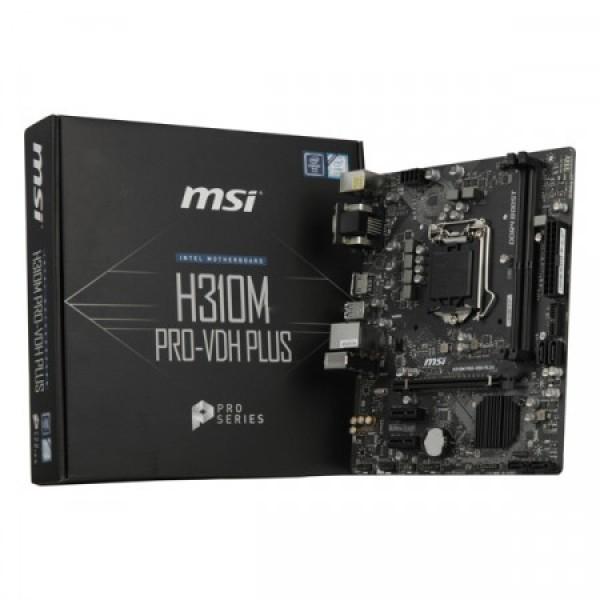 MB s1151 MSI H310M PRO-VDH PLUS