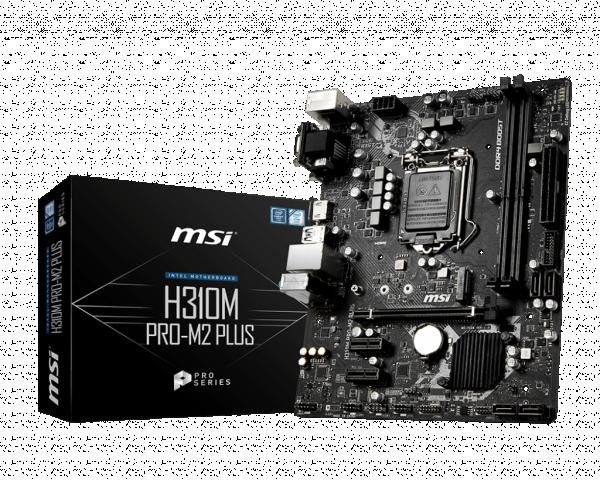MB s1151 MSI H310M PRO-M2 PLUS