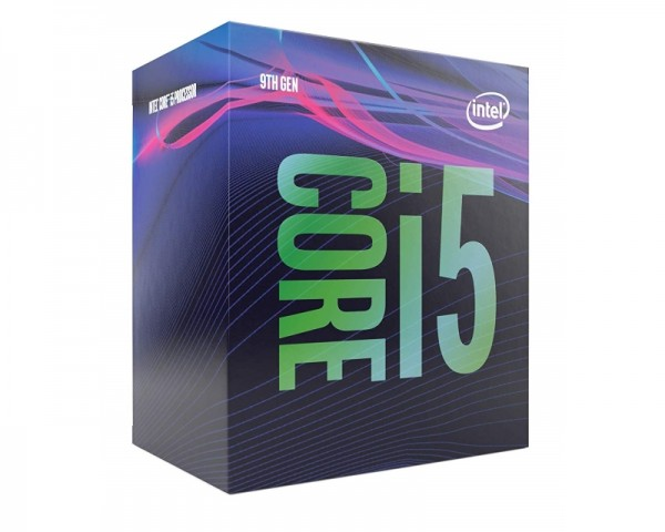 CPU 1151 INTEL i5-9400 6-Core 2.9GHz (4.1GHz) Box
