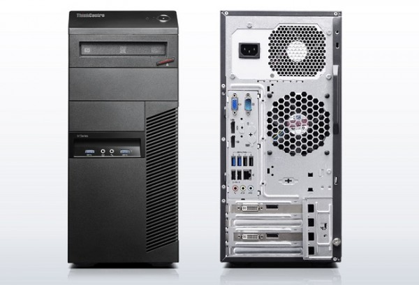 PC Lenovo M83 MT 10AG G3220/4GB/250GB/W7/8P Coa