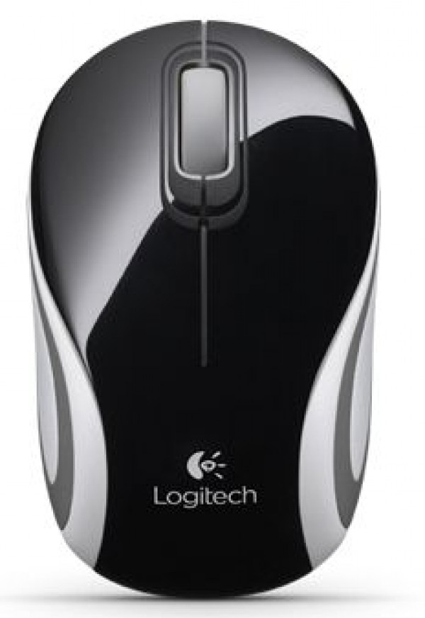Mouse Wireless Logitech M187 USB Black
