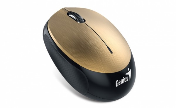 Mouse BT Genius NX-9000bt GOLD BLLIST