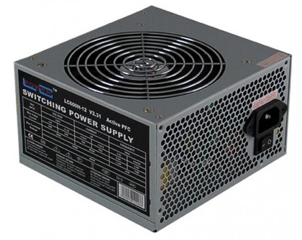 Napajanje 600W LC Power LC600H-12 v2.31 12cm Bulk