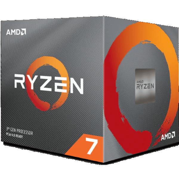 CPU AM4 AMD Ryzen 7 3700X 8 cores 3.6GHz Box