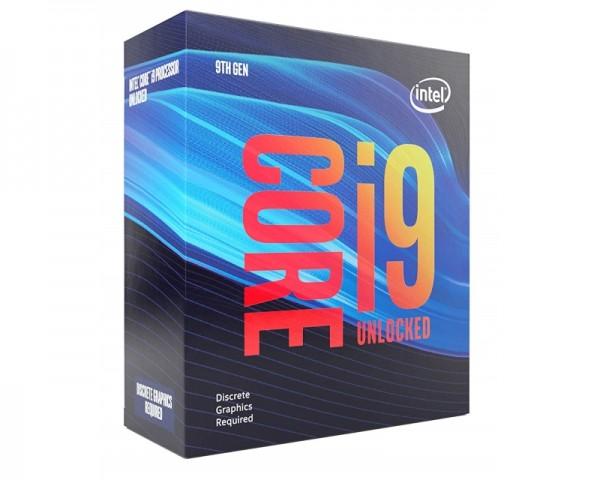 CPU 1151 INTEL i9-9900KF 8-Core 3.6GHz Box