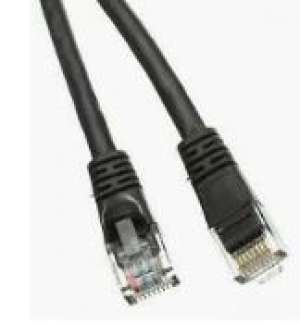 LAN UTP-Kabl E-Green UTP patch Cat6 5m Black