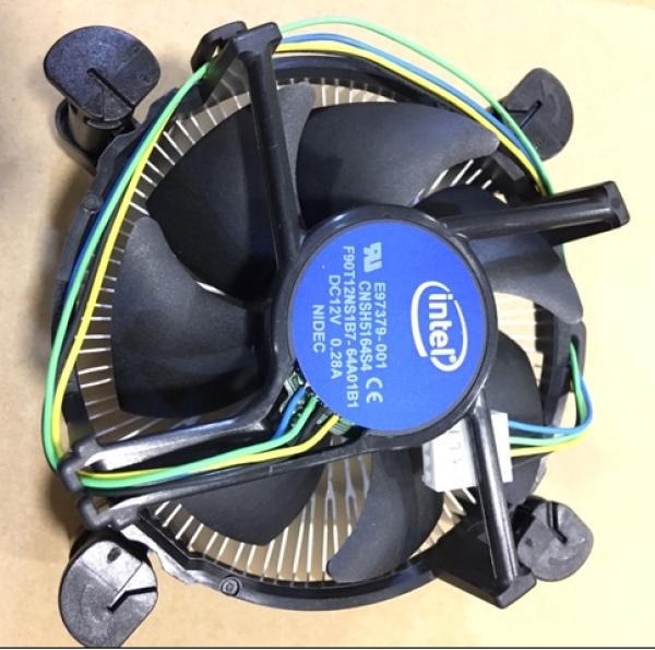 Cooler 1150/1151/1155/1156 INTEL CPIN01 INT-01P