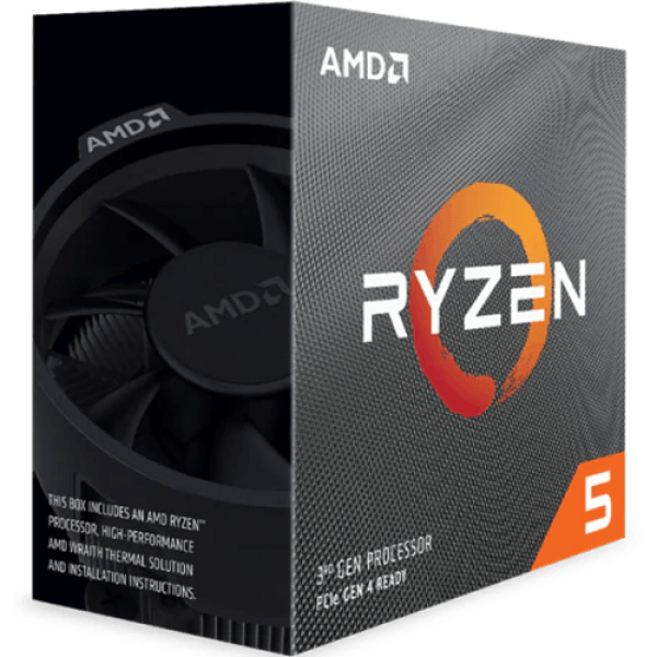CPU AM4 AMD Ryzen 5 3600 3.6GHz Box