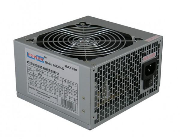 Napajanje 420W LC Power LC420H-12 v1.3 12cm Bulk