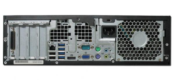 PC HP 6300 PRO SFF Core i5-3570/4GB/120SSD/DVD/Win7Pro Coa