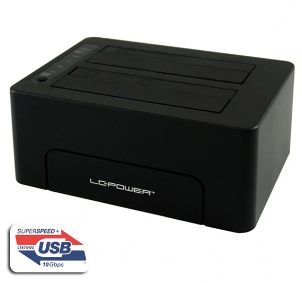 HDD D.Station LC Power LC-DOCK-C USB 3.1 Type C