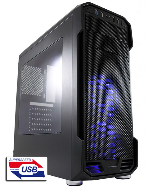 TOWER LC Power LC-984B-ON ''Dragonslayer'' Gaming