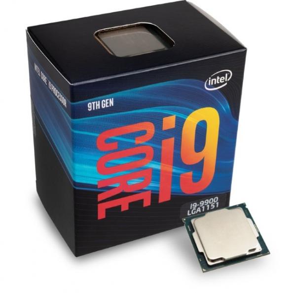 CPU 1151 INTEL i9-9900 8-Core 3.1GHz Box