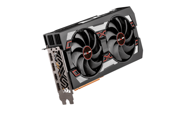 SVGA Sapphire Radeon RX 5700 XT 8GB GDDR6 Pulse 11293-01-20G