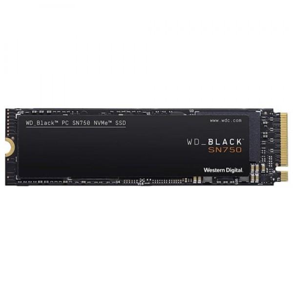 SSD WD 250GB SN750 M.2 2280 WDS250G3X0C