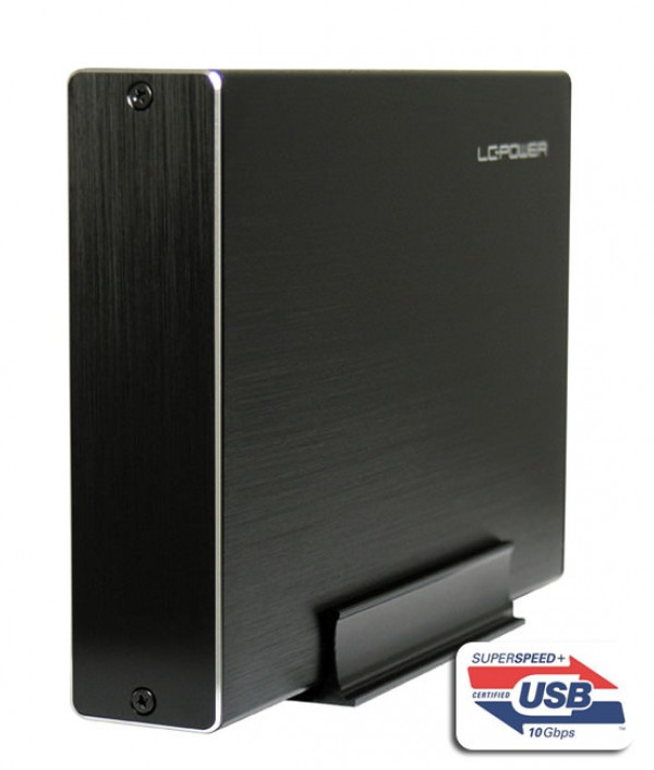 HDD Rack LC Power 3.5'' LC-35U3-Becrux-C1 SATA USB3.1 type C port