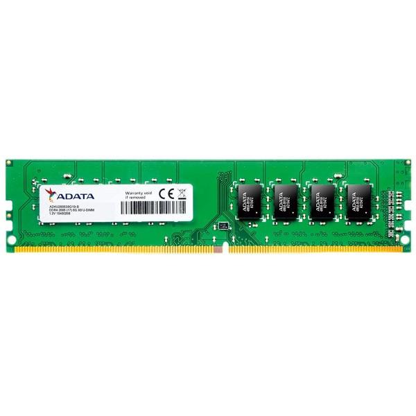 RAM DDR4 AData 8GB 2666MHz AD4U266638G19-B