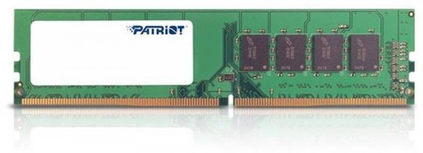 RAM DDR4 Patriot Signature 4GB 2133MHz PSD44G213381