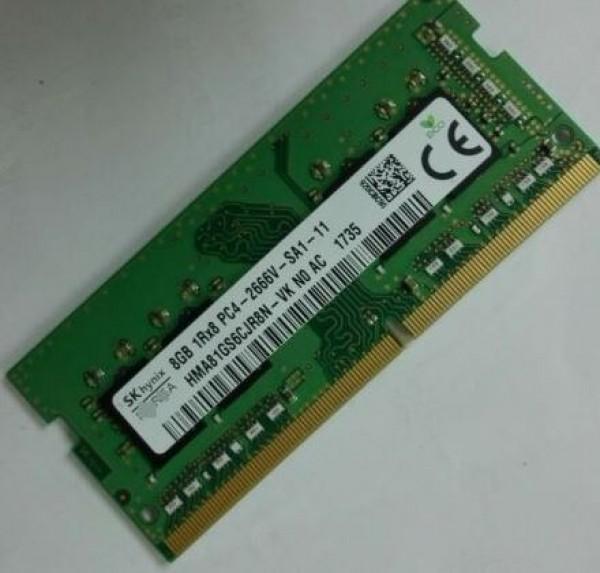 SODIMM DDR4 SKhynix 8GB 2666MHz HMA81GS6CJJR8N