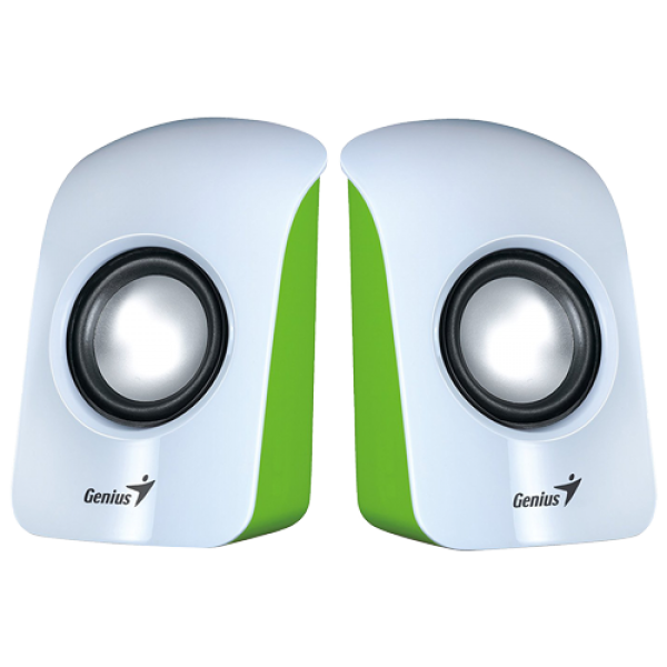 Zvucnici 2.0 Genius SP-U115 USB White