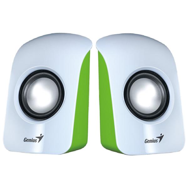 Zvucnici 2.0 Genius SP-U115 USB White