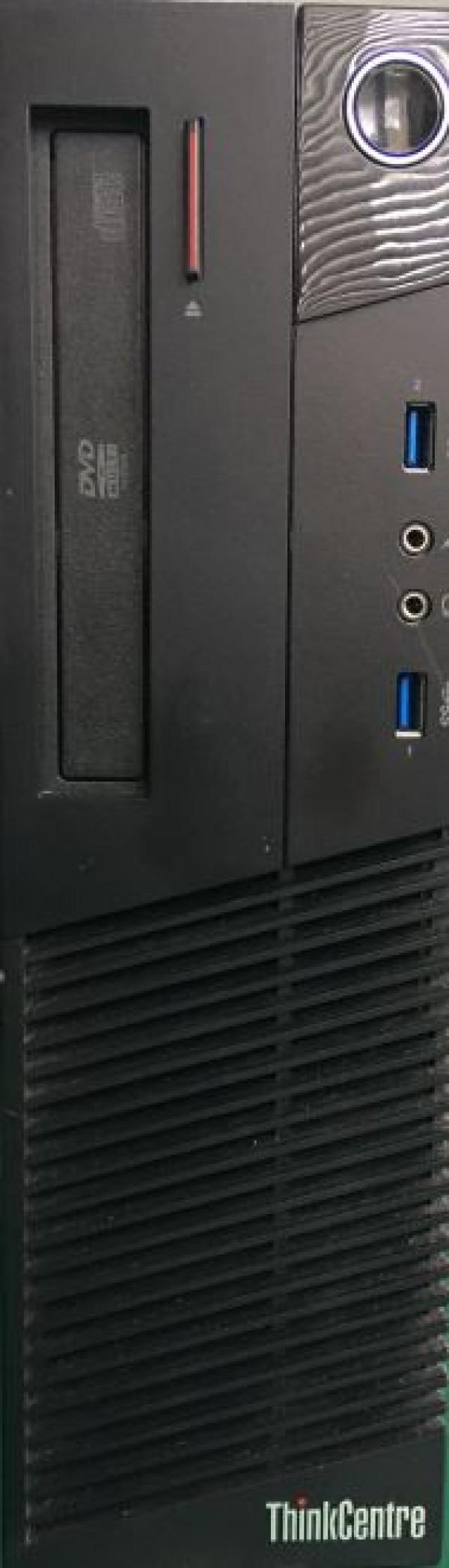 Lenovo M93p SFF 10A8 i3-4170/8GB/120GB-SSD/DVD/Win10Pro Refurbished