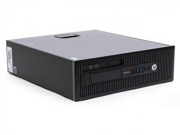 HP ProDesk 600 G1 SFF i5-4570/8GB/240GB-SSD/DVD/Win10 Pro Refurbished