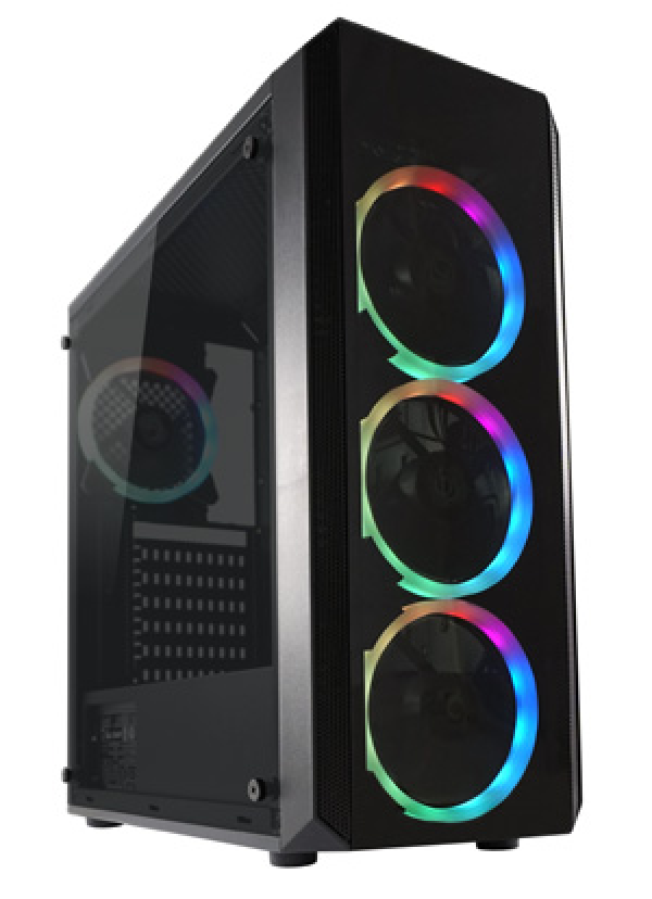 TOWER LC Power LC-703B-ON ''Quad-Luxx'' Gaming