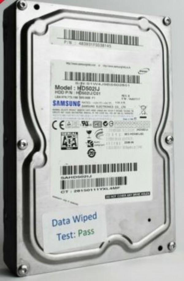 HDD Samsung 500GB HD502IJ SATA3 7200 16MB Bulk