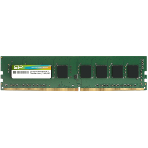 RAM DDR4 Silicon Power 16GB 2400MHZ SP016GBLFU240B02