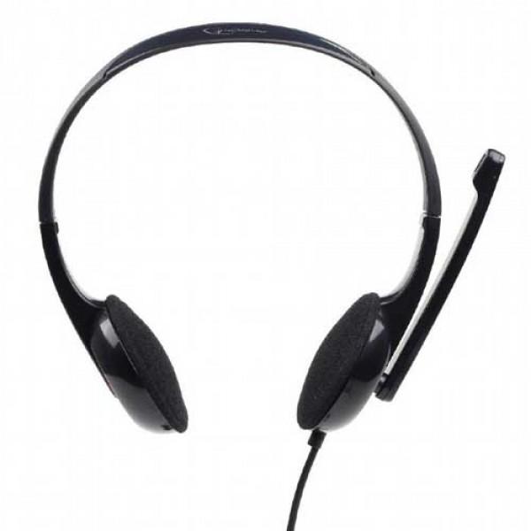 Slusalice sa mirkofonom Gembird MHS-002