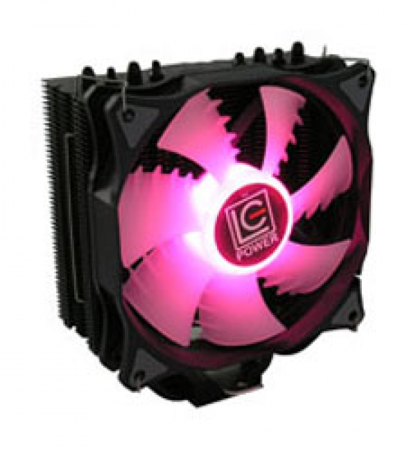 Cooler LC Power 1150/1151/2011/FM1/FM2/AM4/ LC-CC-120-RGB 120mm