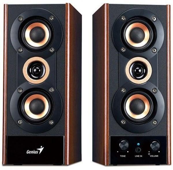 Zvucnici 2.0 Genius SP-HF800A II