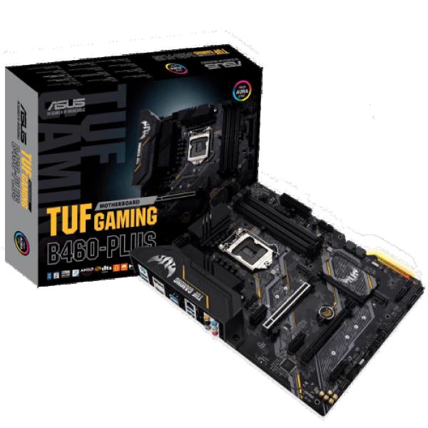 MB s1200 ASUS TUF B460-Plus Gaming