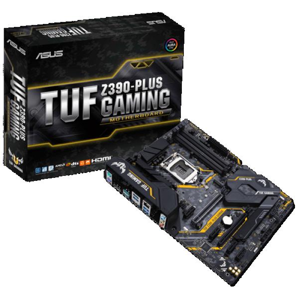 MB s1151 ASUS TUF Z390-Plus Gaming