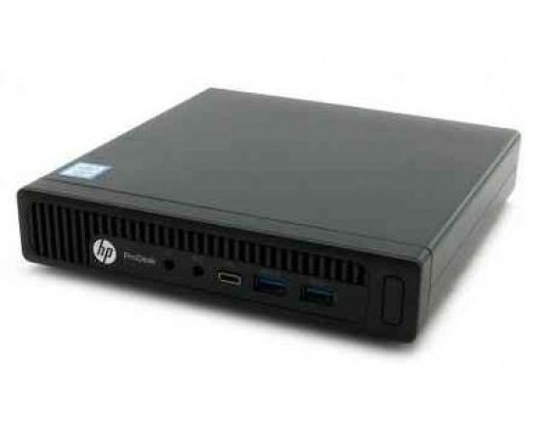 PC HP Prodesk 600 G2 DM i3-6100T/8GB/120SSD/W8P COA Refurbished