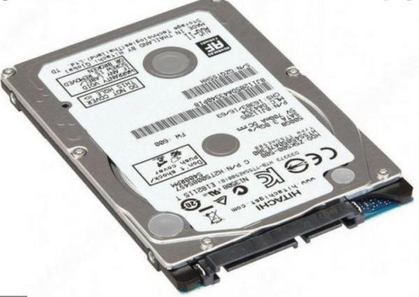 HDD 2.5'' Hitachi 500GB 8MB SATA3 HTS545050A7E680