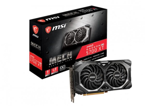 SVGA MSI 5700XT MECH OC 8GB DDR6 V381-003R