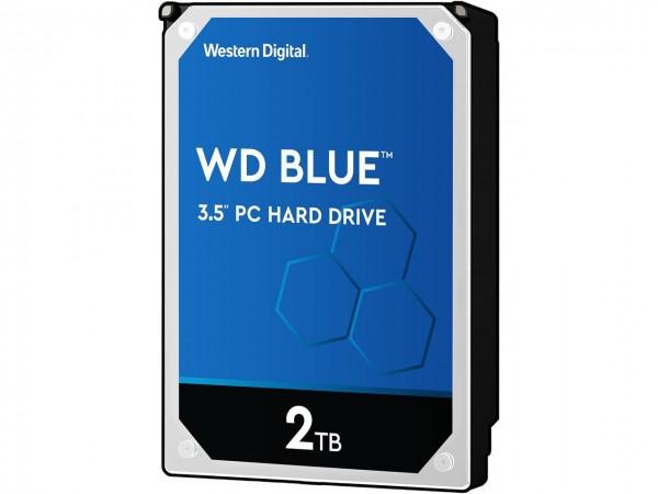 HDD WD 2TB WD20EZAZ SATA3 5400 256MB Caviar Blue