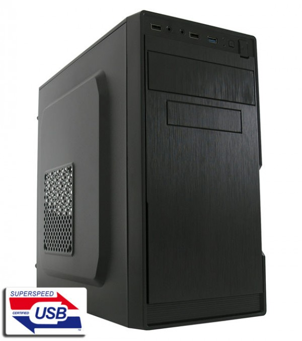 TOWER LC POWER LC-2014MB 2xUSB2.0 1xUSB3.0
