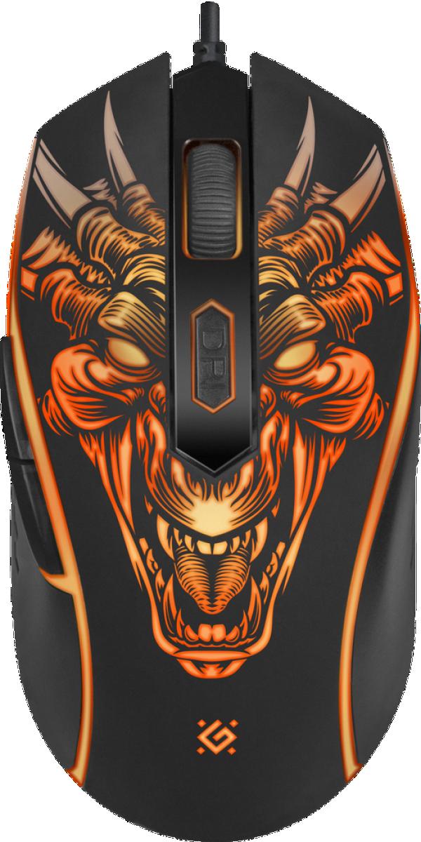 Miš Defender Monstro GM-510L žični USB, gejmerski