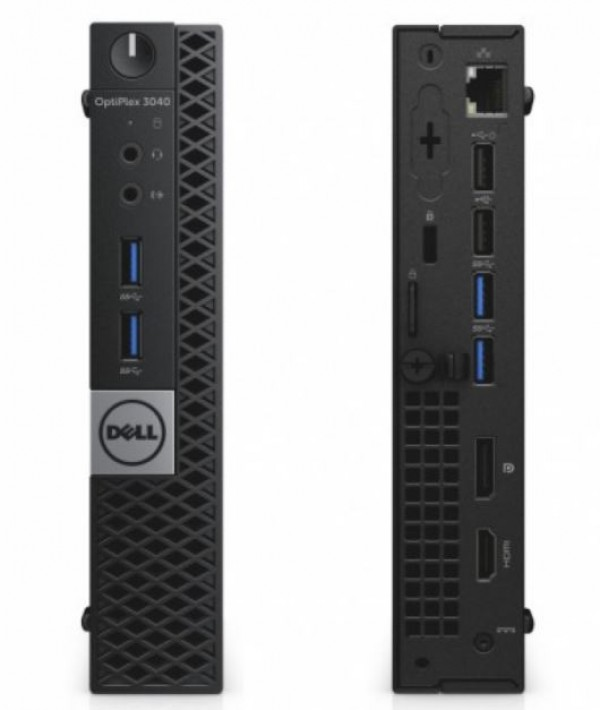 PC Dell Optiplex 3040M Micro i3-6100T/8GB/SSD240GB/COA/WIN10PRO