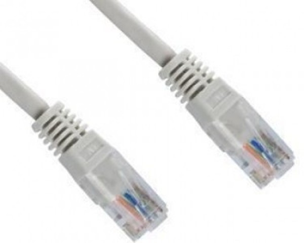 LAN UTP-Kabl E-Green UTP patch Cat6 3m Sivi