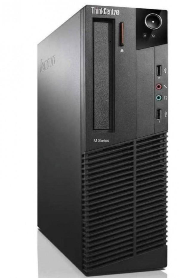 PC Lenovo M73 SFF 10B4 Core i5-4430/8GB/240SSD/DVD/Win10 Pro Coa Refurbished